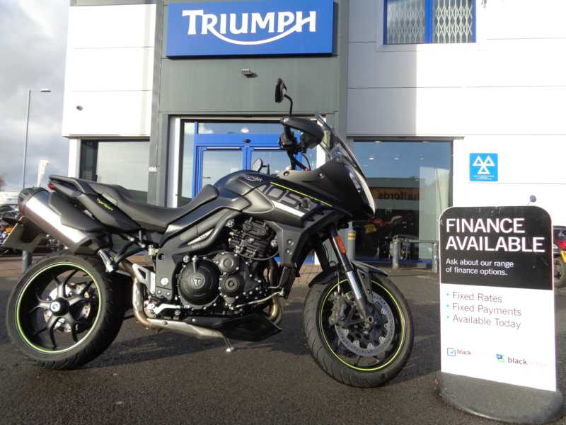 Youles Triumph Motorcycles Manchester