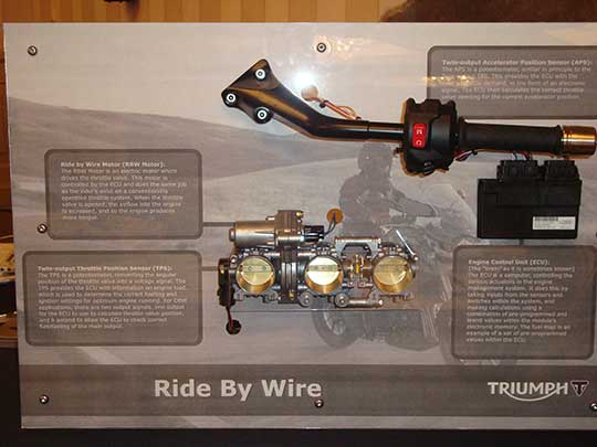 Triumph Tiger 800 Test Ride