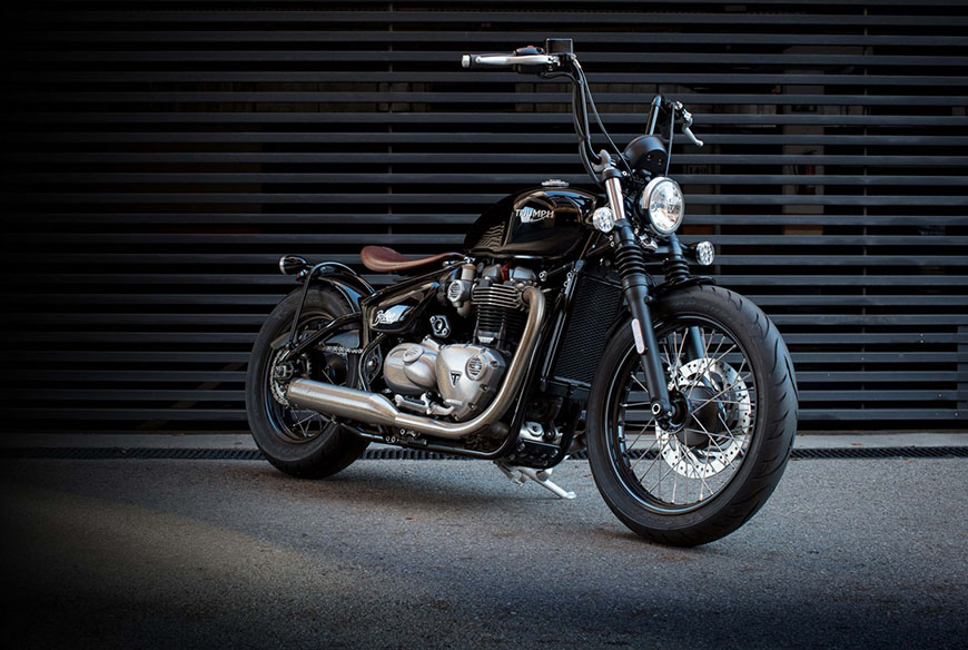 Extras News The New Bonneville Bobbers And Speedmaster