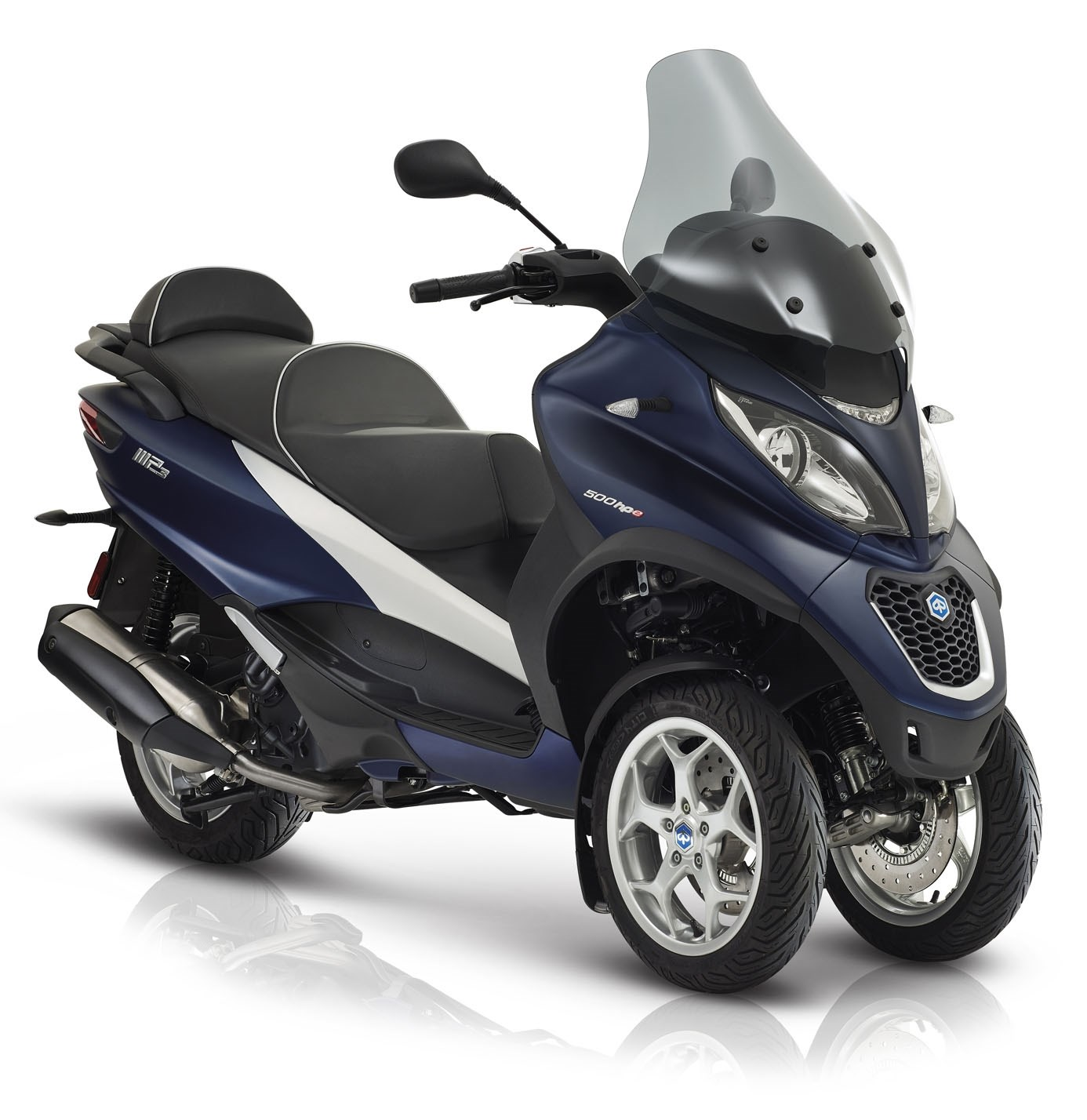 new scooters piaggio range mp3 500 lt business hpe. Black Bedroom Furniture Sets. Home Design Ideas