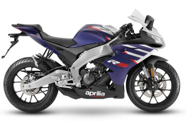 NEW! RS 125 MY21