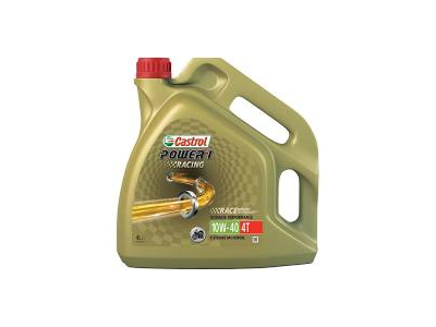 CASTROL POWER 1 RACING 10/40 4LTR FULLY SYNTH