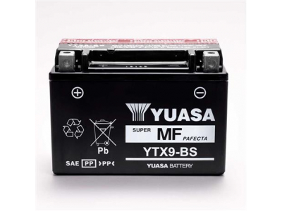 BATTERY,SEALED,8AH YTX-9BS YTX9BS  T2500183