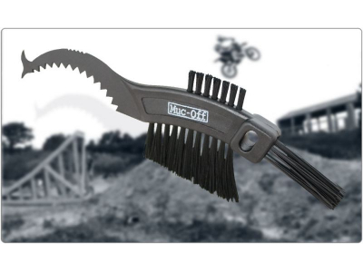 MUCK OFF CLAW BRUSH ORDER M204