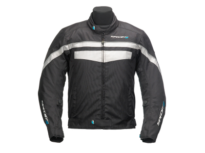 SPADA ENERGY JACKET BLK/SLV