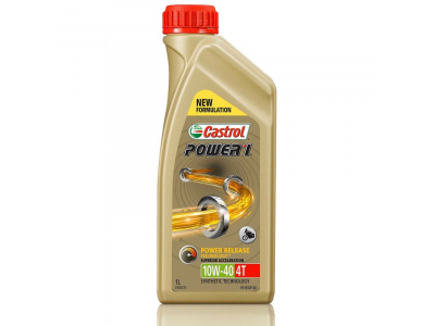 CASTROL POWER 1 GPS 10/40 1LTR SEMI SYNTHETIC