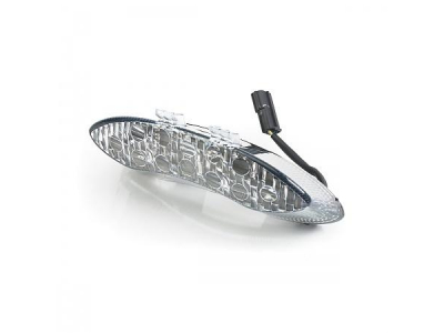 REAR LIGHT ASSY, CLEAR, LED
