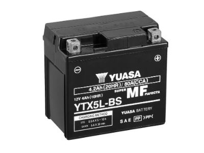 YTX5L-BS YUASA BATTERY & ACID PACK. DO NOT SELL!!