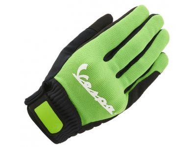 VESPA COLOURS GLOVES GREEN 18 Extra Large